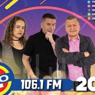 Logo de Radio Uno Sogamoso
