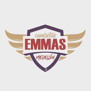 Logo de EMMAS Camisetas Medellin