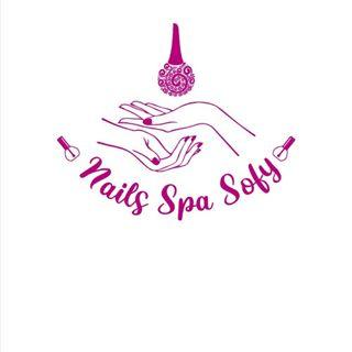 Logo de nails spa sofy