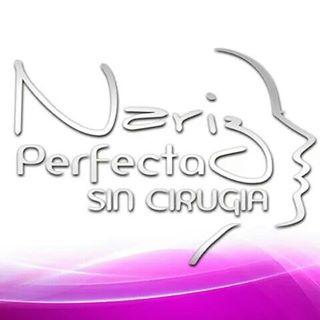 Logo de Nariz Perfecta SIN cirugia®
