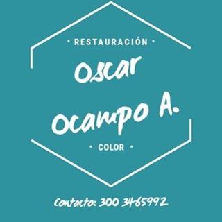 Logo de Oscar ocampo