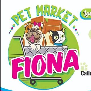 Logo de Pet Market Fiona