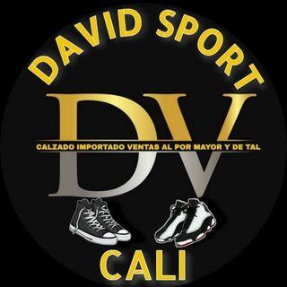 Logo de DAVID SPORTS quedateencasa