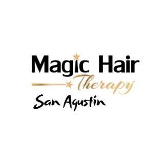 Logo de Magic Hair San Agustín