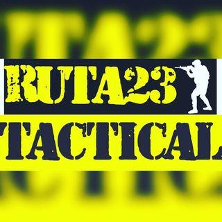 Logo de RUTA23TACTICAL