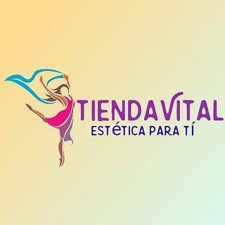 Logo de TiendaVital 🌼𝐸𝑠𝑡𝑒𝑡𝑖𝑐𝑎 𝑝𝑎𝑟𝑎 𝑡𝑖