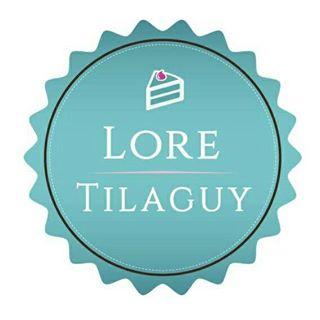 Logo de pasteleria Lore Tilaguy