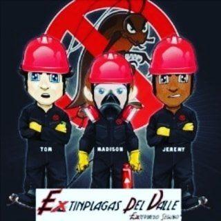Logo de Extinplagas del Valle