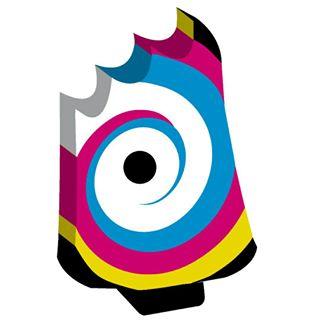 Logo de Imprenta y diseño 🍭
