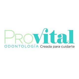 Logo de Provital Odontologia