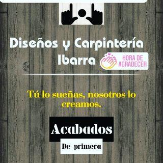 Logo de Diseño y Carpinteria Ibarra