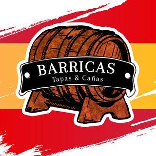 Logo de Barricas Tapas & Cañas