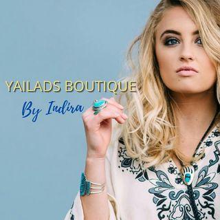 Logo de Yailads Boutique virtual👗🌺🌸