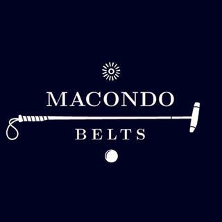 Logo de Macondo Belts