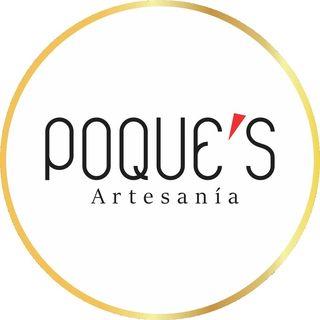Logo de POQUE'S  Artesanía