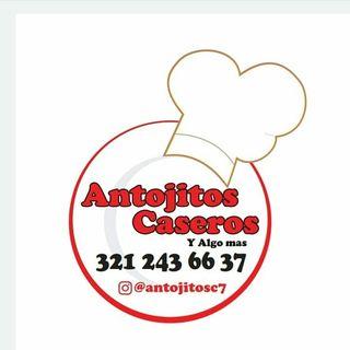 Logo de ANTOJITOS CASEROS Y ALGO MÁS