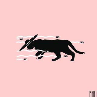 Logo de pueblo rosa