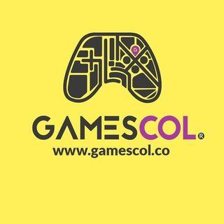 Logo de GAMESCOL