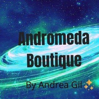 Logo de 💫Andromeda by Andrea Gil💫