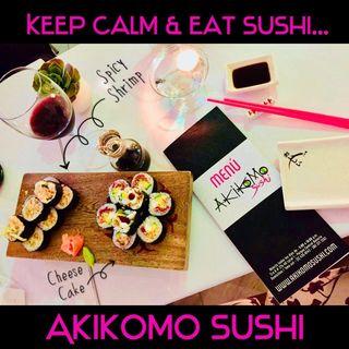 Logo de Restaurante AkikomoSushi ✅
