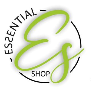 Logo de essential shop men
