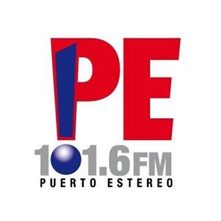 Logo de Puerto Estereo 101.6 FM