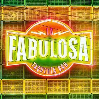 Logo de LA FABULOSA TAQUERÍA BÚCARA