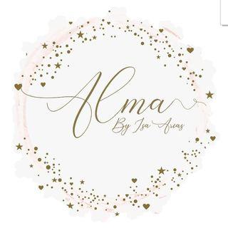 Logo de Alma by Isa Arias  💫