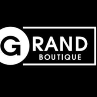 Logo de Grand  Boutique *Moda Mujer