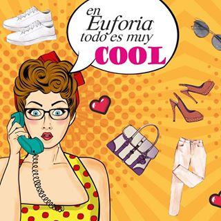 Logo de Euforia Moda y Estilo