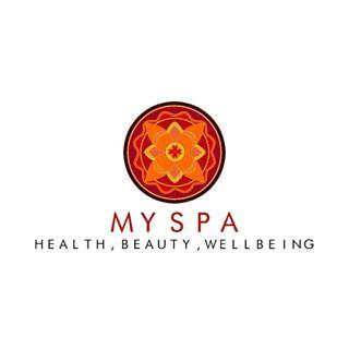 Logo de MY SPA HEALTH BEAUTY WELLBEING