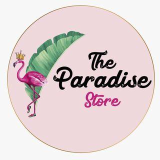 Logo de The Paradise Store