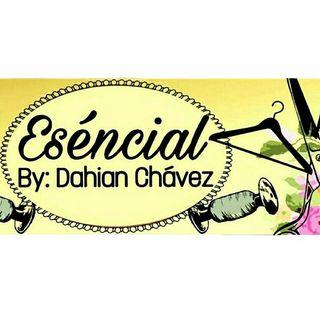 Logo de Eséncial By: Dahian Chávez