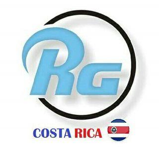 Logo de RG Guantes - Costa Rica 🇨🇷