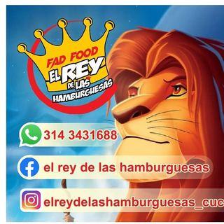Logo de El Rey de las Hamburguesas