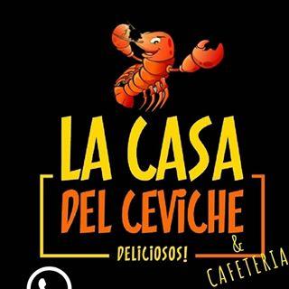 Logo de LA CASA DEL CEVICHE