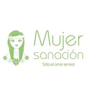 Logo de mujer_sanación