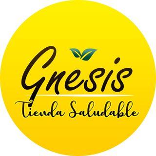 Logo de GNÉSIS TIENDA SALUDABLE