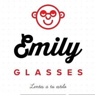 Logo de Emily Glasses 🤓