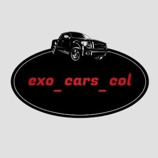 Logo de exo cars col