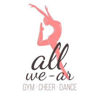Logo de ALL WE-AR 🩰Todo para ballet🩰