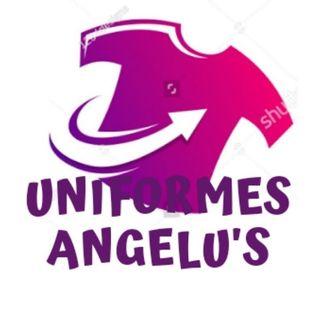 Logo de Uniformes Angelu's