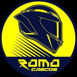 Logo de CASCOS ROMO