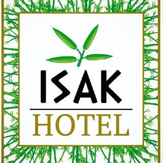 Logo de ISAK Hotel