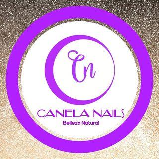 Logo de Canela Nails 💅 Belleza Natural