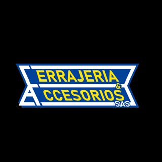 Logo de cerrajeriayaccesorios S.A.S