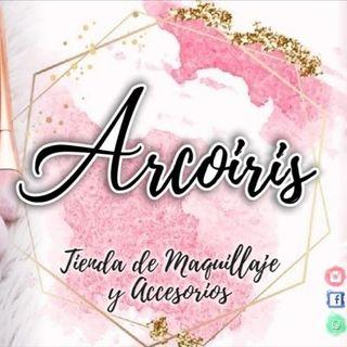 Logo de Arcoíris Tienda de Maquillaje🌈
