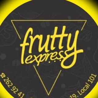 Logo de Frutty Express Ibagué 🍒