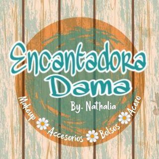 Logo de ENCANTADORA DAMA 🍒 TIENDA