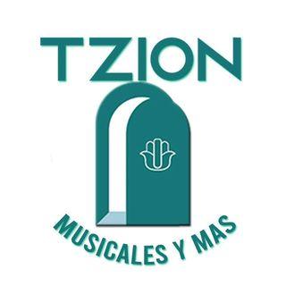 Logo de Zion Musicales y Mas